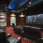 Orlando Luxury Home Theater