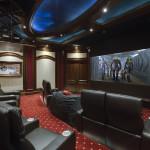 Orlando Luxury Home Theater